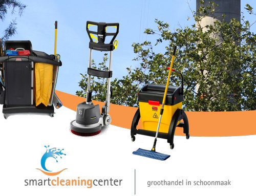 Smart Cleaning Center